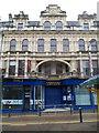 ST3188 : Grade II listed Newport Arcade, Newport by Jaggery