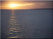 SW6325 : Sunset at Porthleven by sue hogben