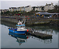 J5082 : The 'Blue Aquarius' at Bangor by Rossographer