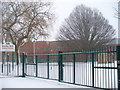 TQ0250 : Bushy Hill Junior School by Colin Smith