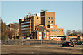 SK9871 : Lincoln County Hospital by Richard Croft