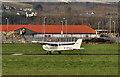 J4973 : Aircraft, Newtownards Airport by Albert Bridge