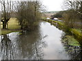 SU0425 : River Ebble, Broad Chalke - 20 by Maigheach-gheal