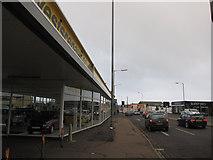 TL4658 : Wests Renault, Newmarket Road by Hugh Venables