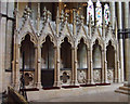 SK9771 : Easter Sepulchre, Lincoln Cathedral by J.Hannan-Briggs