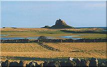 NU1341 : Lindisfarne Castle by Stephen Craven