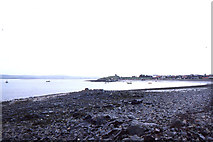 NU1341 : Holy Island: looking west across the Harbour by Christopher Hilton
