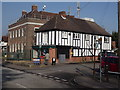 TQ1354 : Mock Tudor, Great Bookham by Colin Smith
