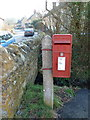 ST5917 : Nether Compton: postbox № DT9 1 by Chris Downer
