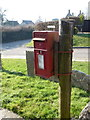 ST5918 : Trent: postbox № DT9 39 by Chris Downer