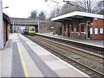 SO9494 : Brum Train by Gordon Griffiths