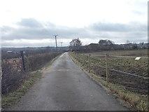 SE1926 : Track to Merchants Fields Farm - Kilroyd Avenue by Betty Longbottom