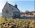 SU0125 : Church of St Martin by Jonathan Kington