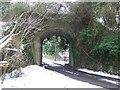 TL7443 : Old Bridge by Keith Evans