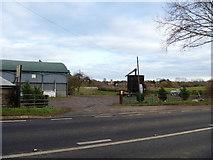 SP2545 : Livery yard by Michael Dibb
