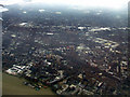TQ3479 : Bermondsey from the air by Thomas Nugent