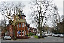 SO9098 : Park Road East, Wolverhampton by Roger  Kidd