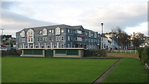 D1241 : Marine Hotel Ballycastle by Willie Duffin