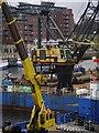 NZ2563 : 'Forth Sentinel' & 'Atlas' at Gateshead Millennium Bridge by Andrew Curtis