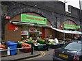 TQ3480 : Bondor Bazar, Chapman Street E1 by Robin Sones