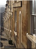 ST7566 : Brunswick Street, Bath by Derek Harper