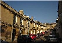 ST7565 : Brunswick Street, Bath by Derek Harper