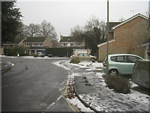 SU7953 : Tavistock Road - Hitches Hill by Sandy B