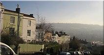 ST7566 : Frankley Buildings, Bath by Derek Harper