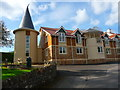 ST5347 : Wookey Hole - Hotel by Chris Talbot