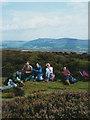 SE0256 : Taking a break on Barden Moor by Stephen Craven