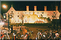 TL4459 : Magdalene College at night by Stephen Craven