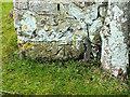 SU0826 : Benchmark, Throope Manor by Jonathan Kington