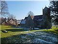 ST9723 : St Mary's Church- north elevation by Jonathan Kington