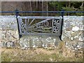 NY6392 : Panel on the Kielder Viaduct by Oliver Dixon
