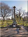 SJ8383 : Styal Cross by David Dixon