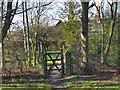 SJ8383 : Oak Farm, Styal Village by David Dixon