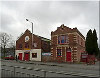 SO9596 : Bilston Tram Depot (3) by Alan Murray-Rust