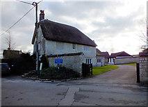 ST7719 : Cross Tree Farm by Jonathan Kington