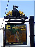 ST7719 : Sign for the Blackmore Vale Inn by Maigheach-gheal