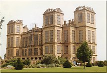SK4663 : Hardwick Hall by Keith Evans