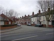SO9596 : Beckett Street, from Queen Street by Alan Murray-Rust