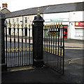 D0501 : Church gates, Ahoghill by Rossographer
