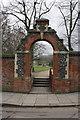 SU7173 : Archway entrance to Forbury Gardens by Roger Templeman