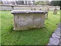 ST9422 : Chest tomb, The Church of St John the Baptist by Maigheach-gheal