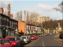SP0583 : Bournbrook Road, Bournbrook by Phil Champion