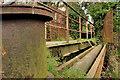 J2764 : Pipe. Lisburn (2) by Albert Bridge