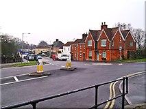 ST5038 : Mini Roundabout by Chris McAuley