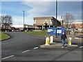 NZ2771 : Killingworth Centre by Oliver Dixon
