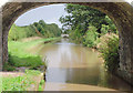 SJ6761 : Shropshire Union Canal north-west of Church Minshull, Cheshire by Roger  Kidd