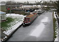 SP1571 : Canal at the bottom of your garden by Nigel Mykura
